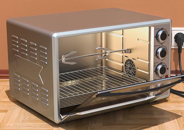 OEM rotisserie oven
